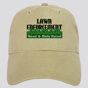 Lawn Enforcement Cap